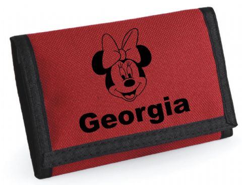Minnie Mouse Wallet